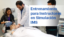 Curso Entrenamiento para Instructores en Simulación IMS (Institute for Medical Simulation)